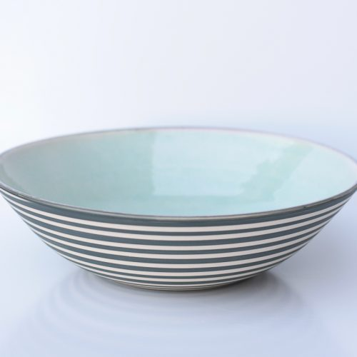 """Large """"Delta"""" bowl - Spiral collection 2"""